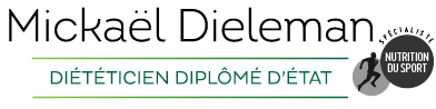 Mickael Dieleman diététicien nutritionniste